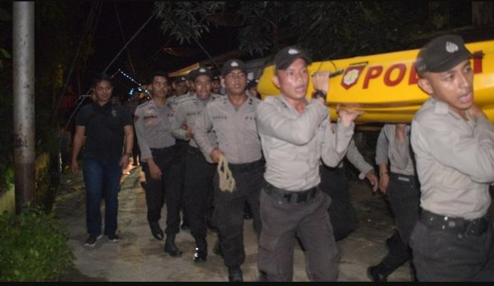 Polres Sekadau Punya 20 Anggota Bintara Polri Baru