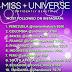 #MissUniverse Most followed contestants on Instagram