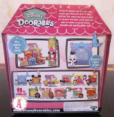 Олаф Disney Doorables