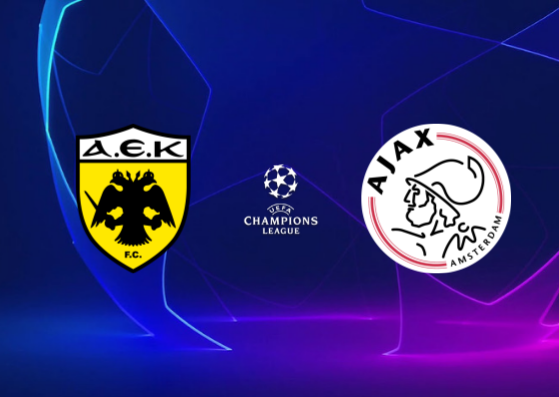 AEK Athens vs Ajax  Full Match & Highlights 27 November 2018