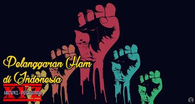 Hak Asasi Manusia, HAM, Pelanggaran HAM, Contoh Kasus Pelanggaran HAM, Faktor Penyebab Pelanggaran HAM. | www.materi-pelajaran.xyz