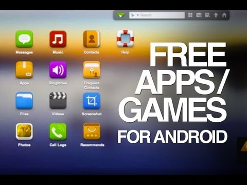free mobile game apps