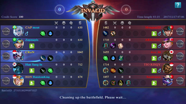 how to overcome afk players in the early game mobile legends