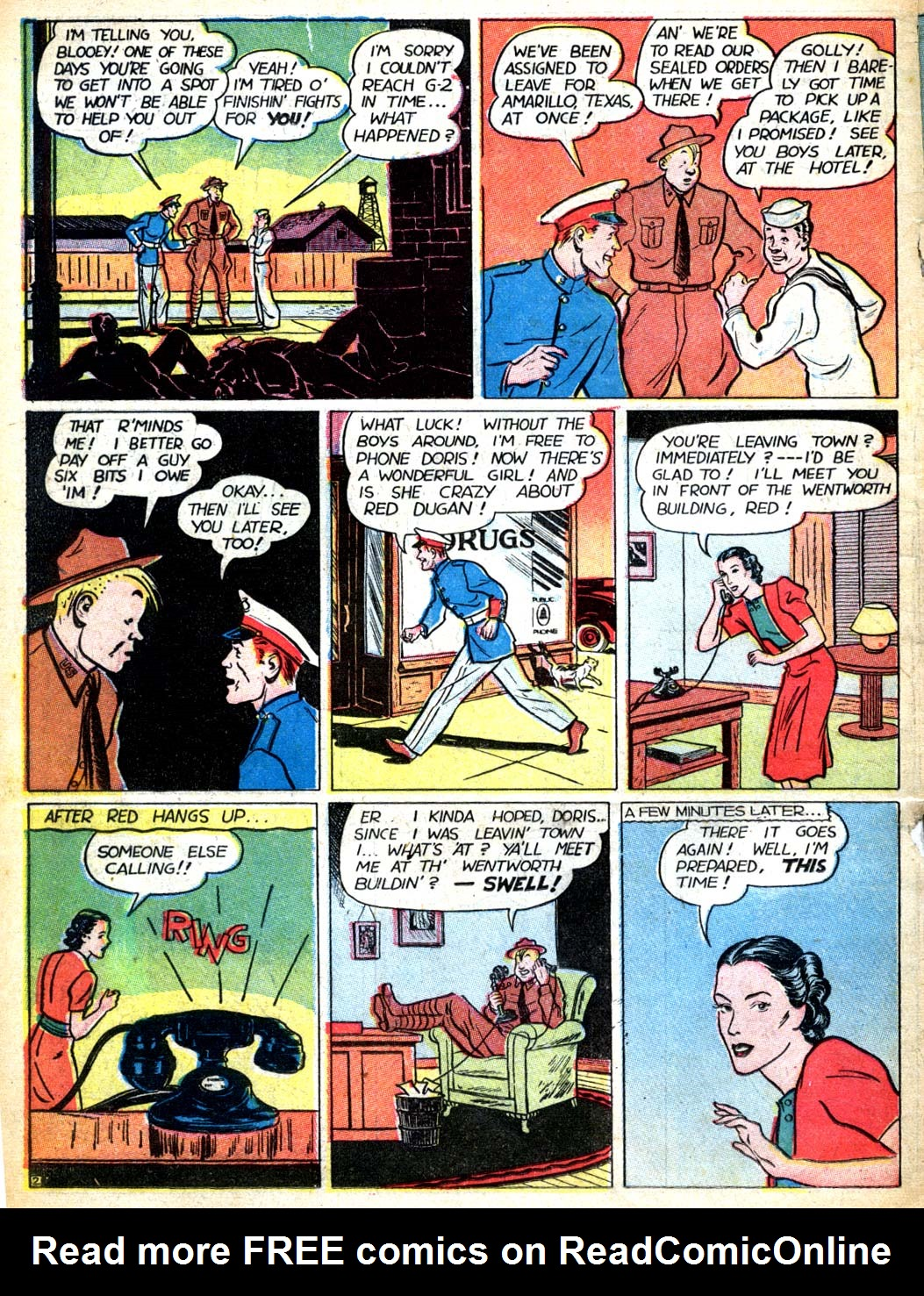 Read online All-American Comics (1939) comic -  Issue #2 - 4