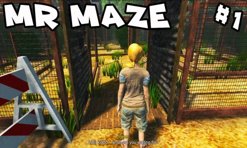 Download Mr Maze Free For PC