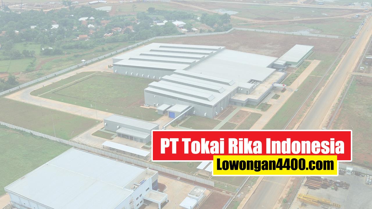 PT Tokai Rika Indonesia Kawasan MM2100