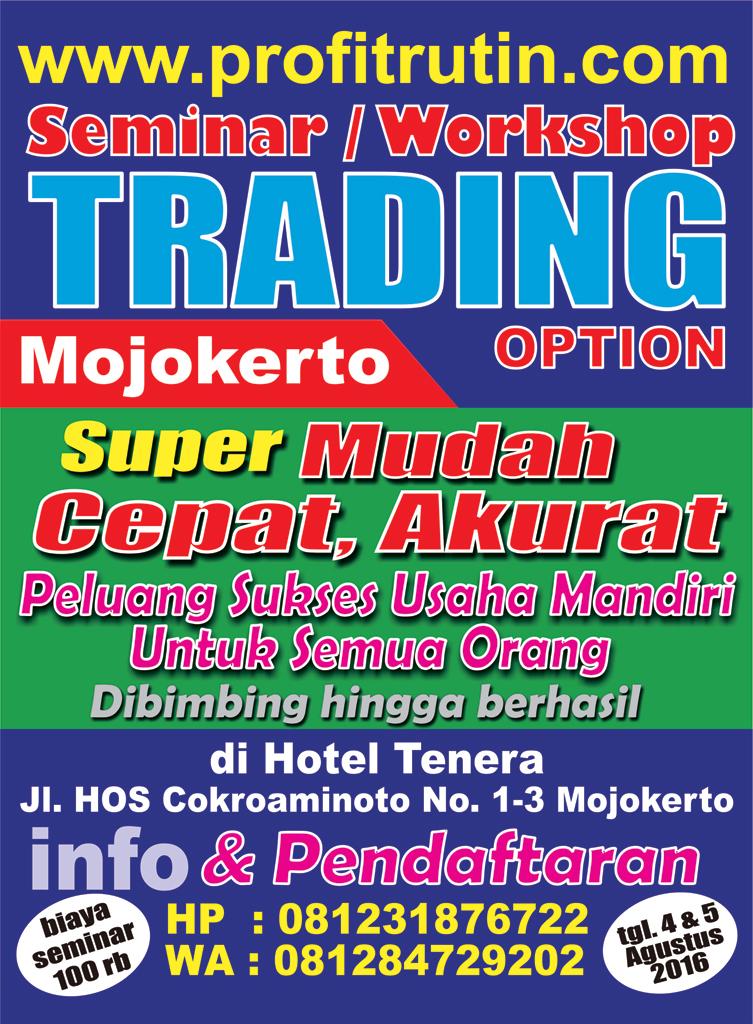 Option trading workshops
