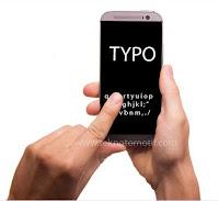 Tutorial cara menonaktifkan teks prediktif di keyboard smartphone.