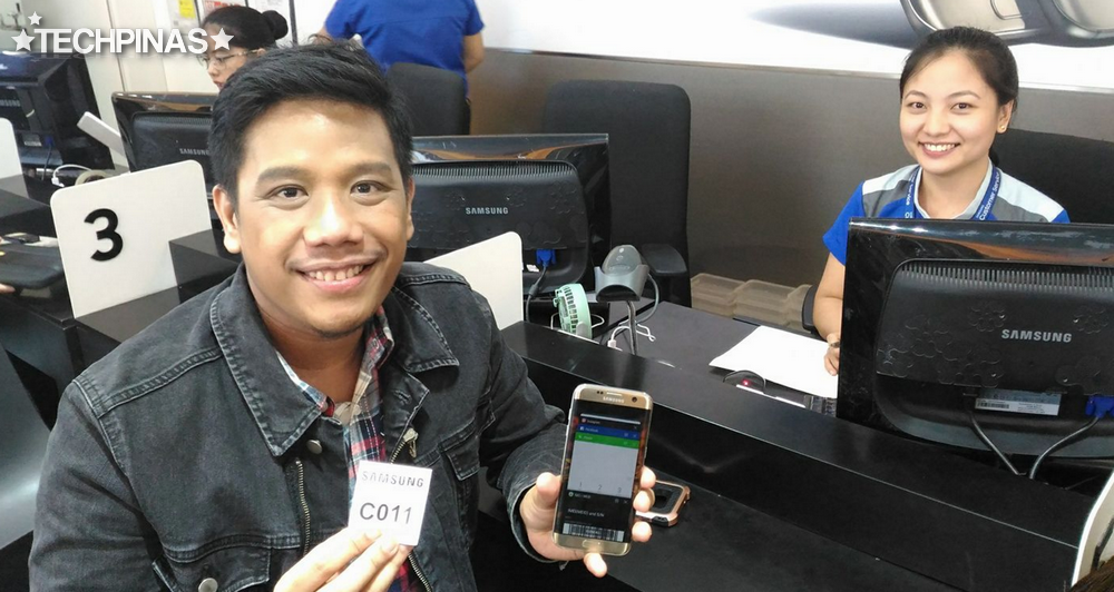 Mark Milan Macanas, Samsung Service Center Philippines