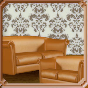 Mgtcs Sofas Brown collection high quality PNG files