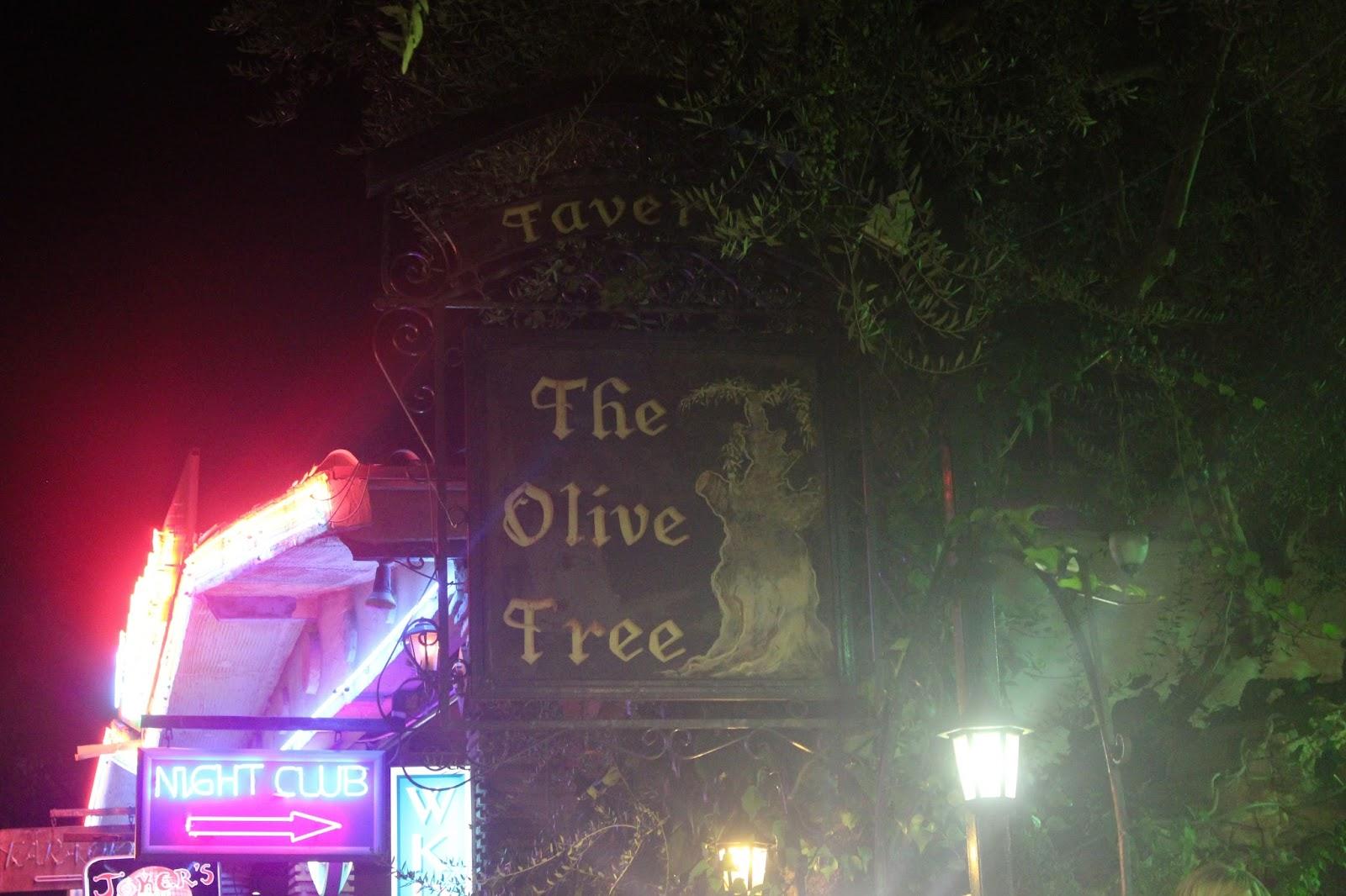 Georgie Minter-Brown blogger actress travel zante tsilivi holiday photo diary sea beach relax tavernas the olive tree