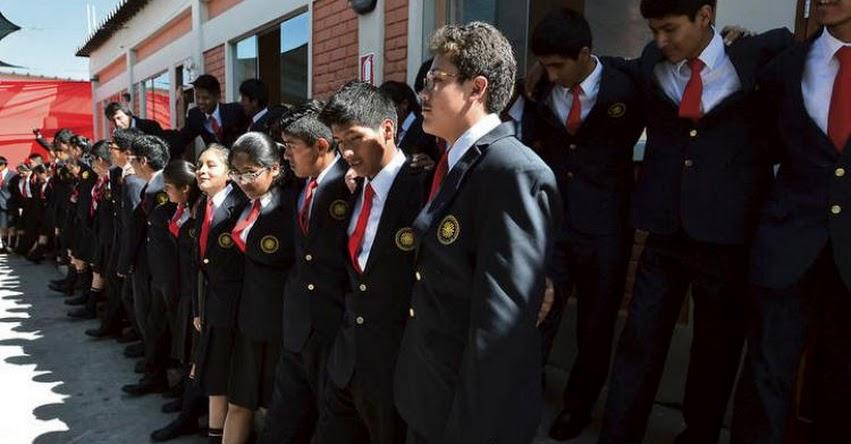 COAR: Cien vacantes para Colegio de Alto Rendimiento de Arequipa