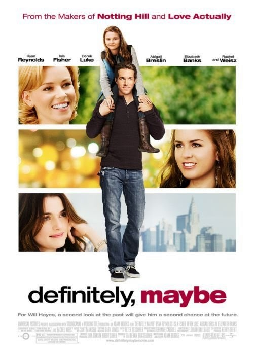 Definitely, Maybe (2008) ταινιες online seires oipeirates greek subs