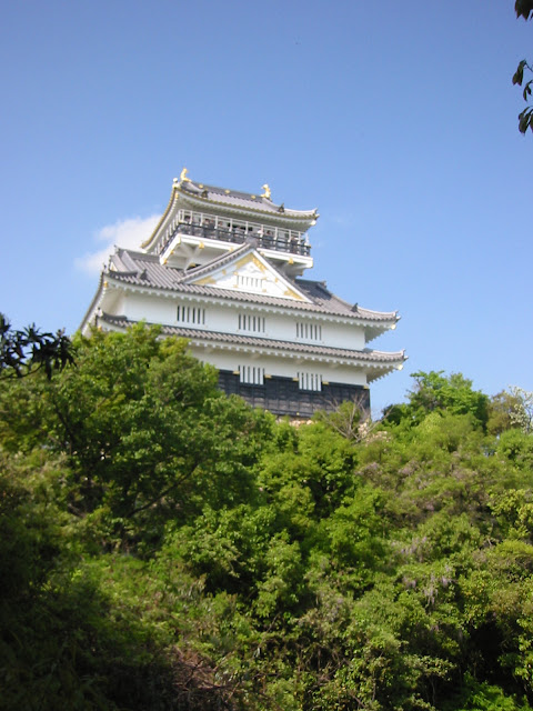 крепость в Гифу