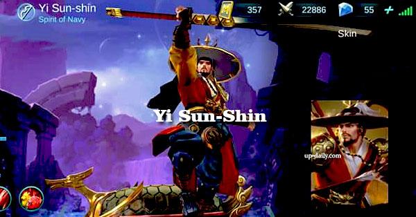 Yi Sun-shin, the Spirit of Navy Skills