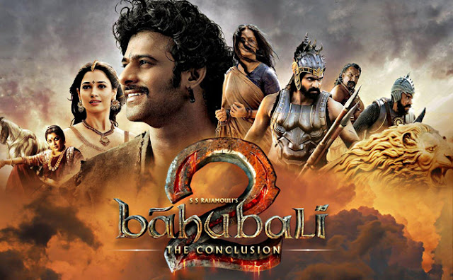 BAAHUBALI 2 TO BEAT ALL BOLLYWOOD MOVIE LIFE TIME BUSINESS OF 2017