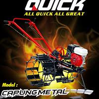 Jual Traktor Quick Capung Metal
