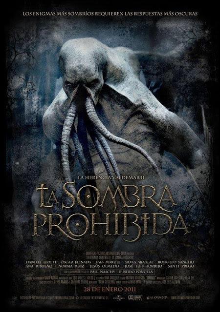La herencia Valdemar II: La sombra prohibida (2010) ταινιες online seires xrysoi greek subs