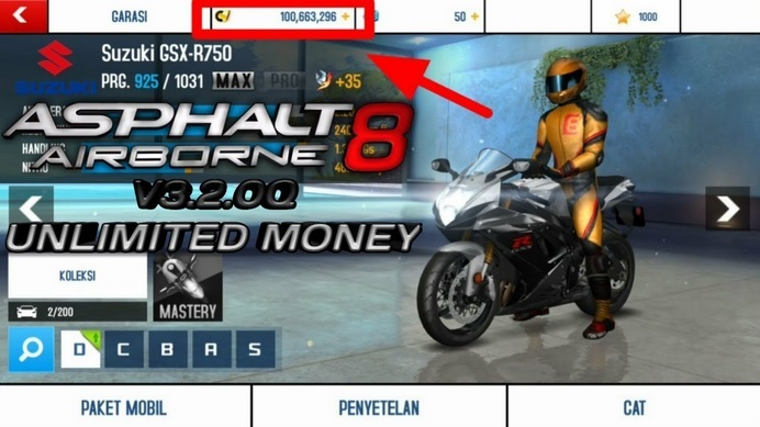 android game mod unlimited money