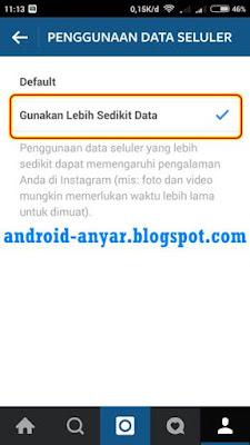 cara agar video di instagram tidak berputar otomatis gemana