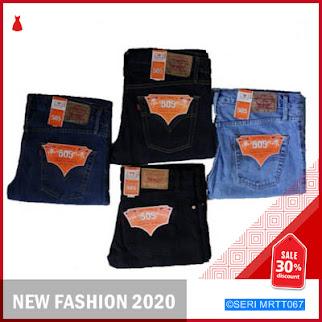 MRTT067C28 Celana jeans pria levis 505 panjang BMGShop