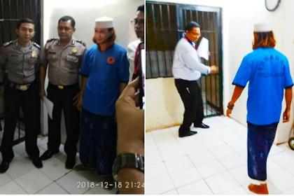LANGSUNG Gak Pake Lama, Habib Bahar Ditahan Polda Jabar
