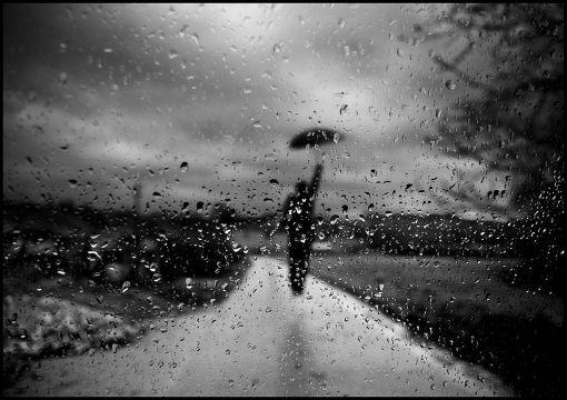 Nasser Lesbensex Im Regen