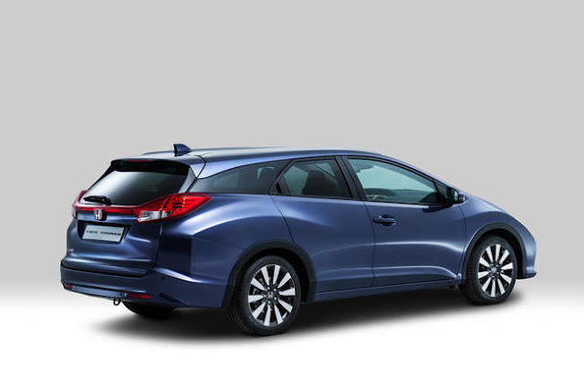 Honda Civic Tourer final balance