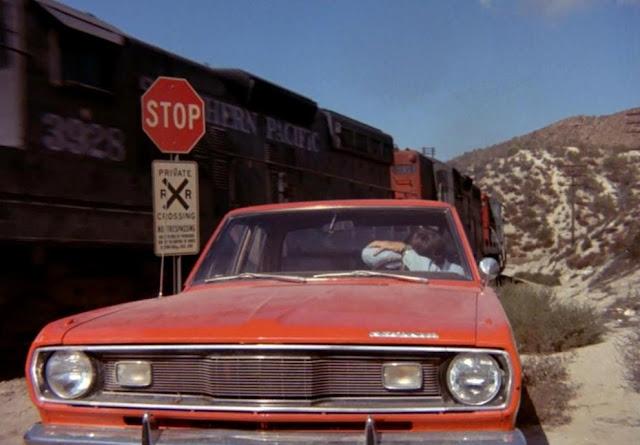 FILMES EM RODOVIAS - ENCURRALADO 1971
