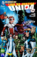 Os Novos 52! Liga da Justiça Unida #0