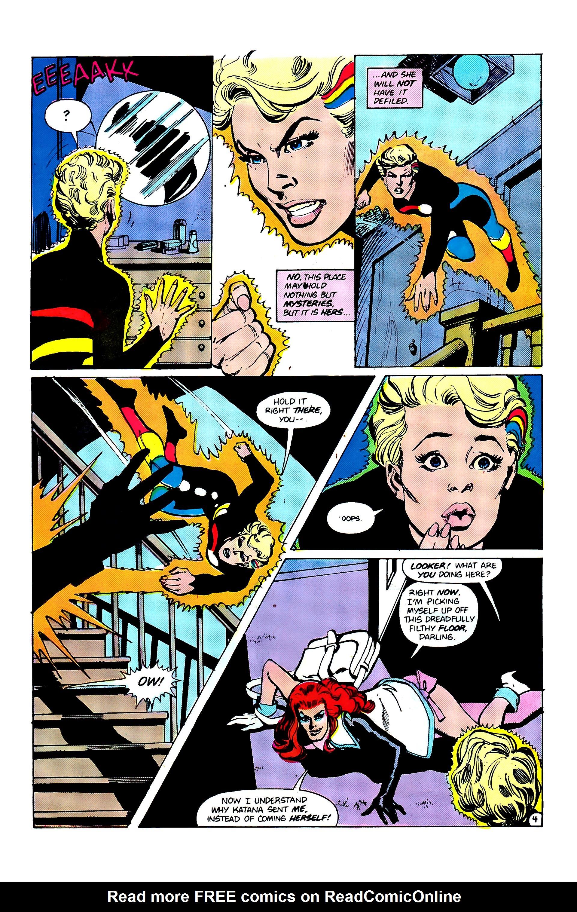 Read online Secret Origins (1986) comic -  Issue #6 - 30
