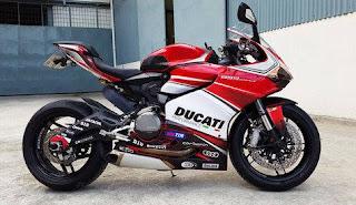 INFO MOGE BEKAS BANDUNG : Ducati Panigale 899 FP - BANDUNG