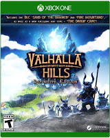 Valhalla Hills Definitive Edition Game Cover Xbox One
