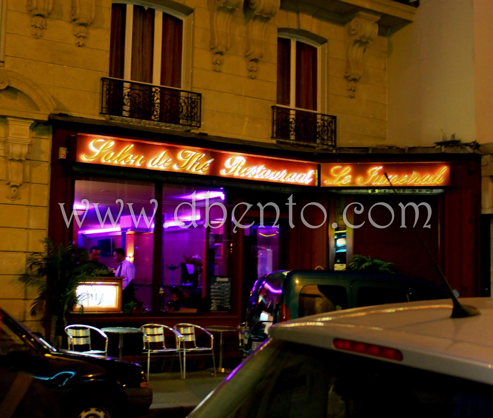 Restaurant Halal Le Grand Couvert