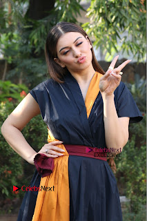 Actress Hansika Motwani Latest Pos at Bogan Movie Press Meet  0045.jpg