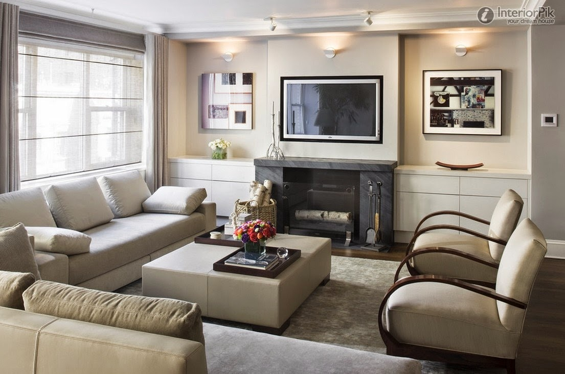Small Living Room Design Ideas With Tv