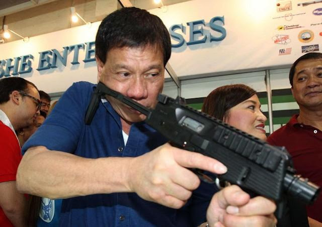 Duterte's Warning For Drug Dealers In Prison: 'Pray That I Don't Go Crazy'