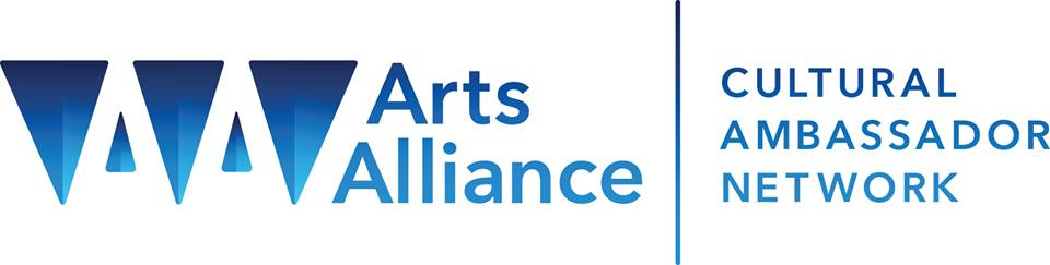 I AM AN ARTS ALLIANCE CULTURAL AMBASSADOR