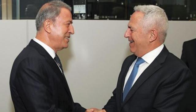 Θράσος: Οι Τούρκοι θέλουν τα νησιά μας «ουδέτερη ζώνη»...
