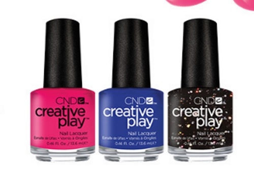 Chickadvisor CND Creative Play Campaign #loveCNDCreativePlay