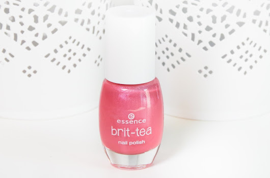Review: essence trend edition 'brit tea'