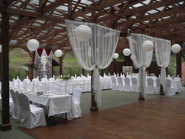 22 miejsca na wesele rustykalne w Polsce
