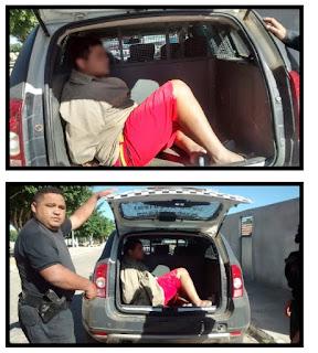 Jovem de Nova Floresta tentou roubar panificadora em Jaçanã;   Vítima correu atrás do assaltante