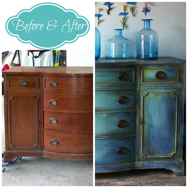 modern hand painted furniture a match made in heaven windsor blue