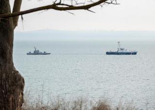 Kapal AL Ukraina Dibebaskan Rusia