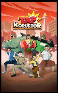 Tap Koruptor Mod Apk v1.0.5 Unlimited Money