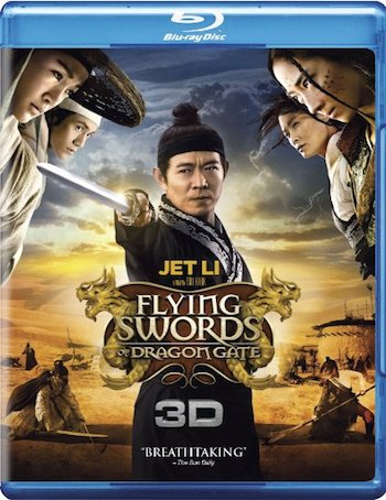 Flying Swords Of Dragon Gate 2011 Dual Audio BluRay Download