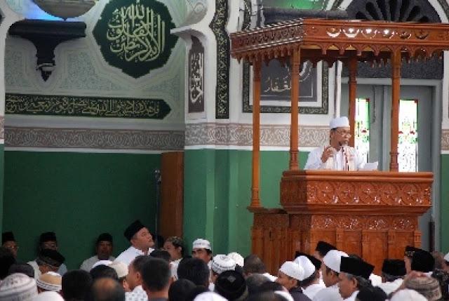 ISAC: Penelitian tentang Paham Radikal lsi Khutbah di Masjid Resahkan Mubaligh