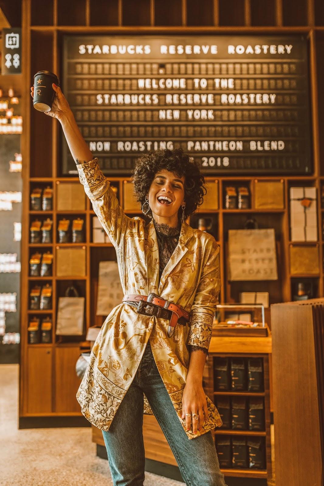 My New City Oasis Nyc Meet Starbucks Reserve Roastery