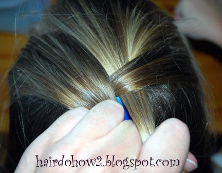 Sensational Hairdo How To Lesson 87 French Braid With Ribbon Accent Short Hairstyles For Black Women Fulllsitofus